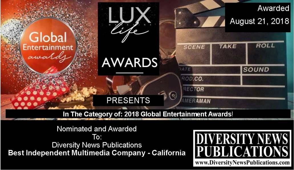 LUX Life Magazine Diversity News Publications Nomi