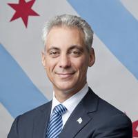 Chicago's Mayor Rahm Emanuel