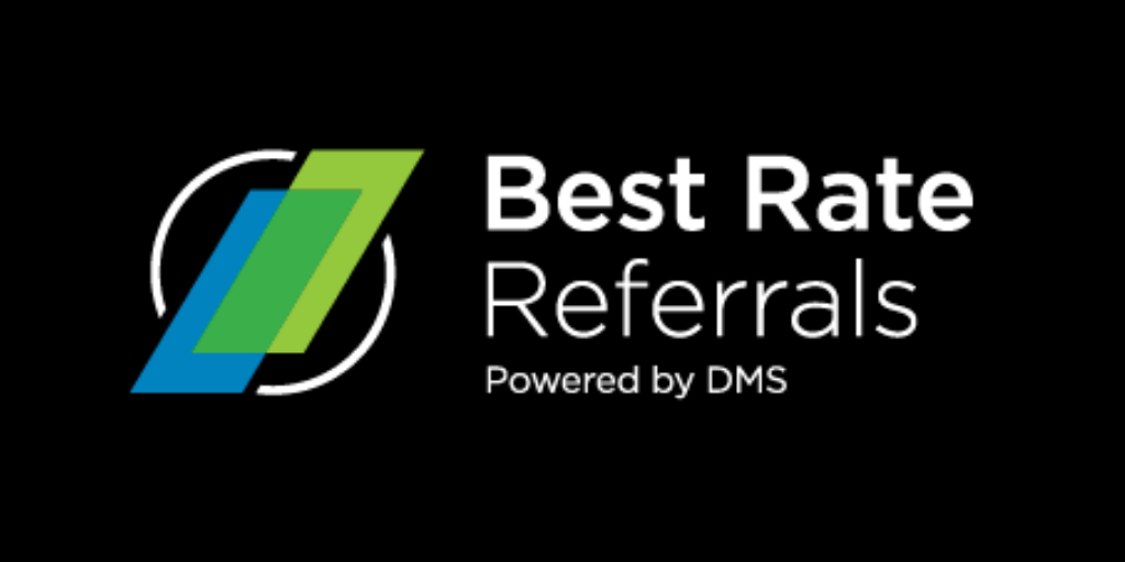 Best Rate Referrals logo, courtesy of Best Rate Referrals
