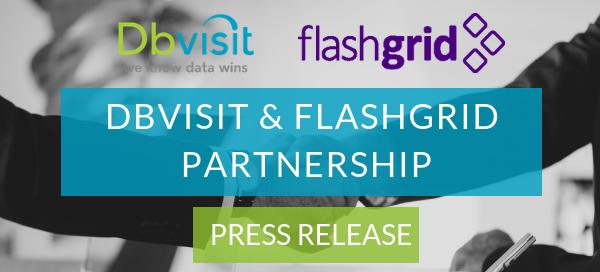 Dbvisit & Flashgrid Partnership