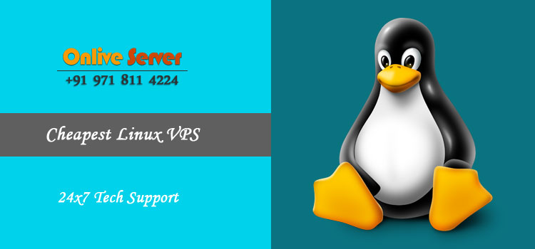 Cheapest Linux VPS Server Hosting