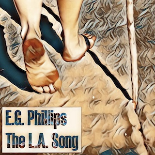 "Artwork for ""The L.A. Song"" by E.G Phillips"