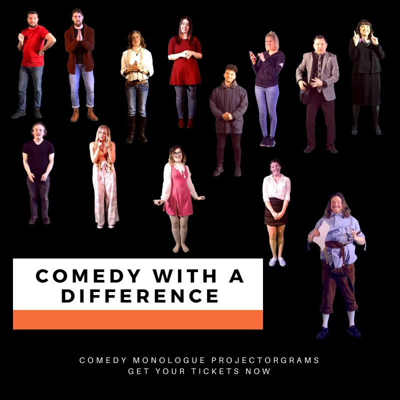Comedy with a difference
