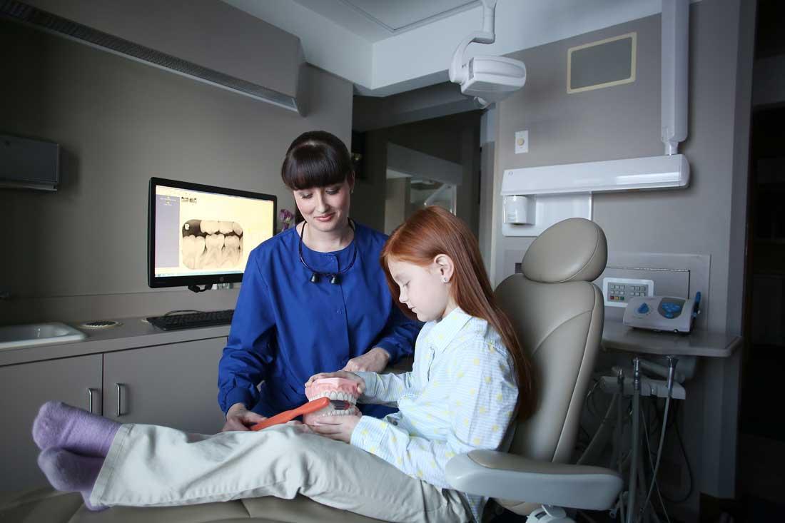 RLJ pedriatric dentist