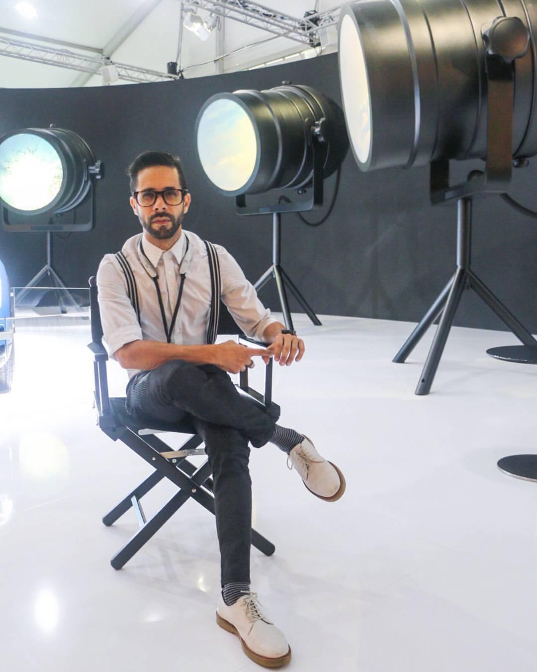 Jose Iorio SVP Creative Director DNA Films Reality TV
