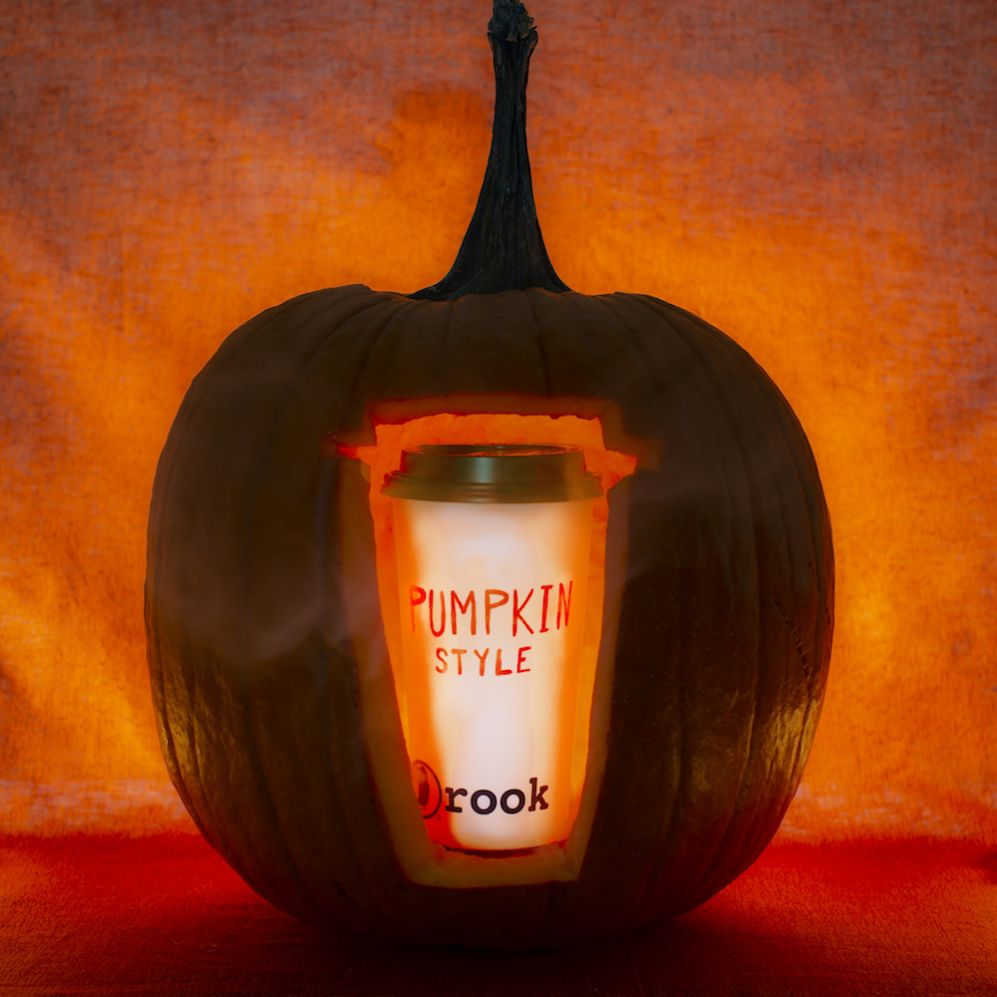 Rook Coffee Pumpkin Style Hot