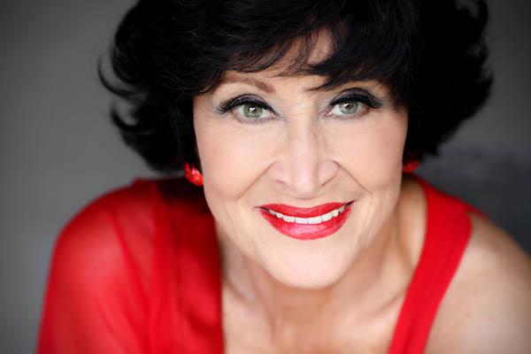 Photo of theatrical icon, Chita Rivera