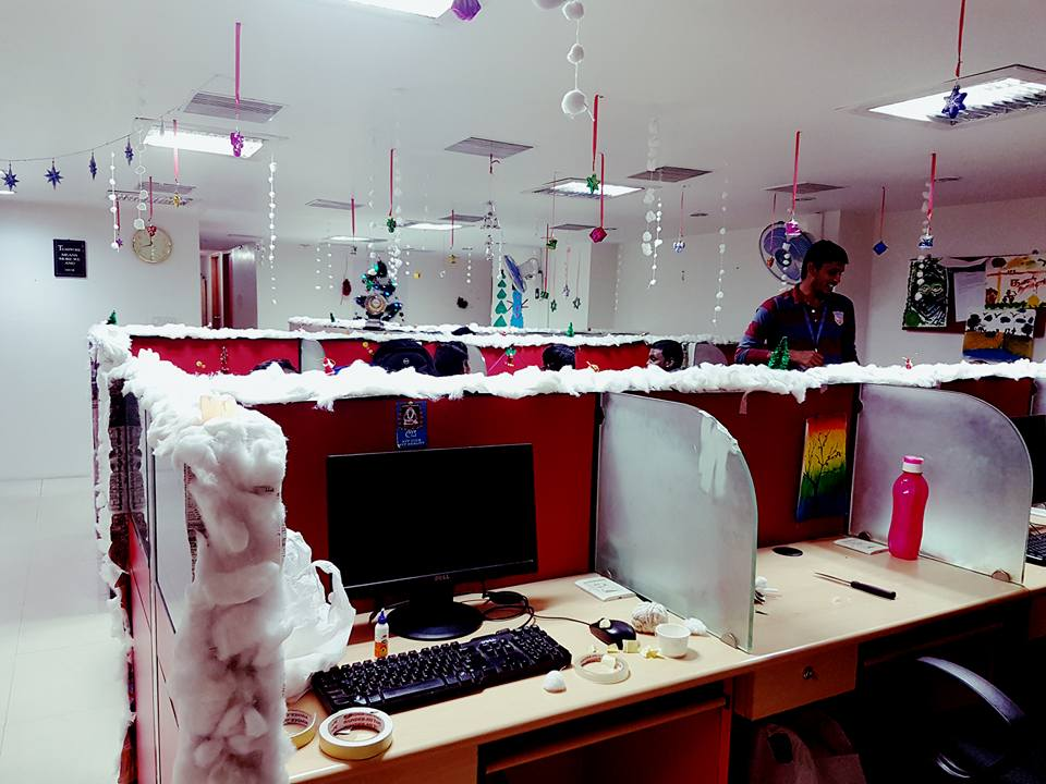 Work Place Interior