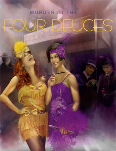 Murder at the Four Deuces