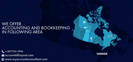 Bookkeeping services Canada