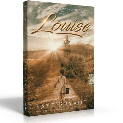 Louise, available wherever books are sold September 30th