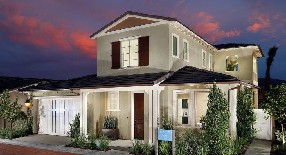 Wide selection of new homes for sale in Rancho Mission Viejo available now