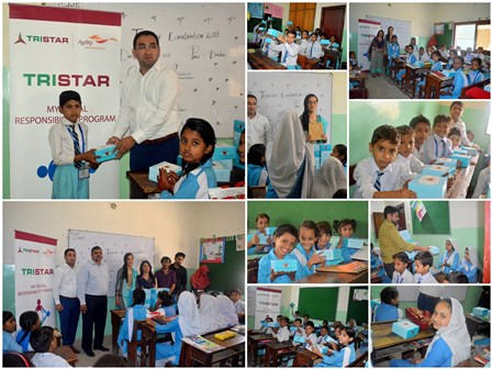 Agility Supports HOPE School – Zia Colony