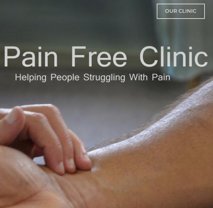 Pain Free Clinic - Feeling the Pulse