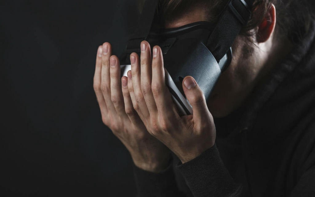 Immersive Virtual Reality Experience