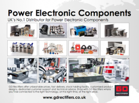 GD Rectifiers' Power Electronic Components