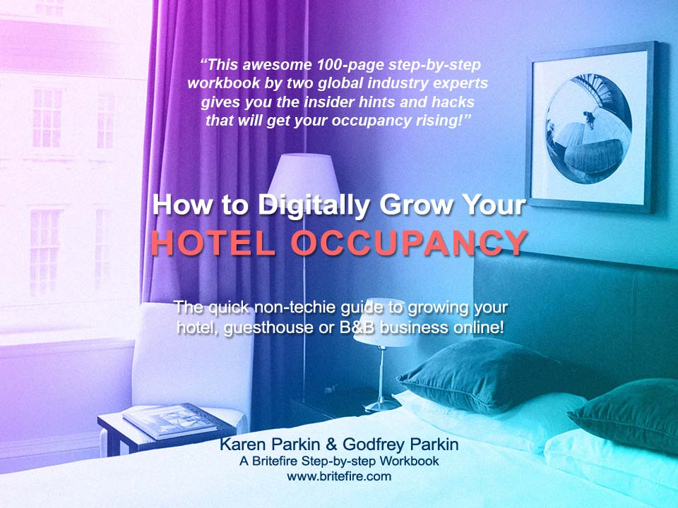 How to Digitally Grow Your Hotel Occupancy e-book