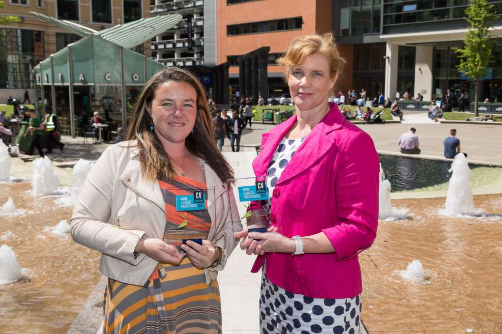 Lizzie Hopkinson and Gill Hutchinson of Aardvark Marketing Consultants