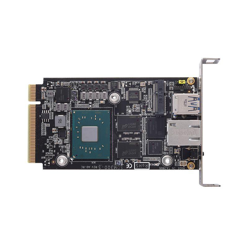 Axiomtek's latest small size Intel® Smart Display Module, the SDM300S.