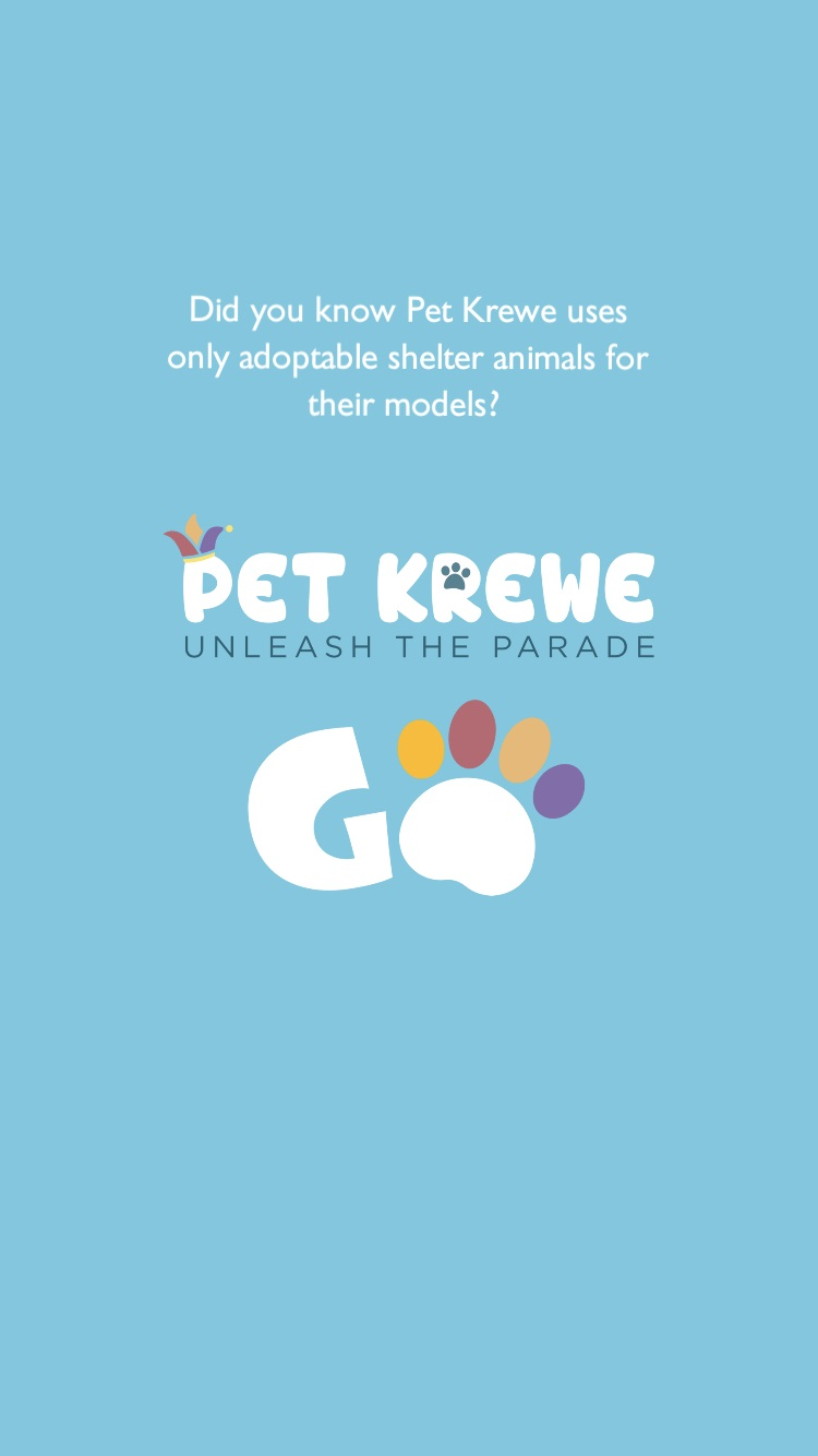 Pet Krewe GO App – An Augmented Reality for Pet Lovers!