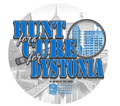 Indy Hunt for a Cure for Dystonia is Sunday, 9/30 at Garfield Park, Indianapolis
