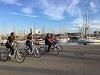 E-bikes a la Barceloneta