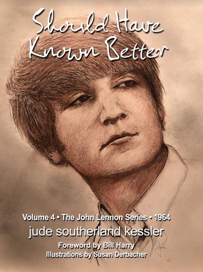 Volume 4 in The John Lennon Series by Jude Southerland Kessler.