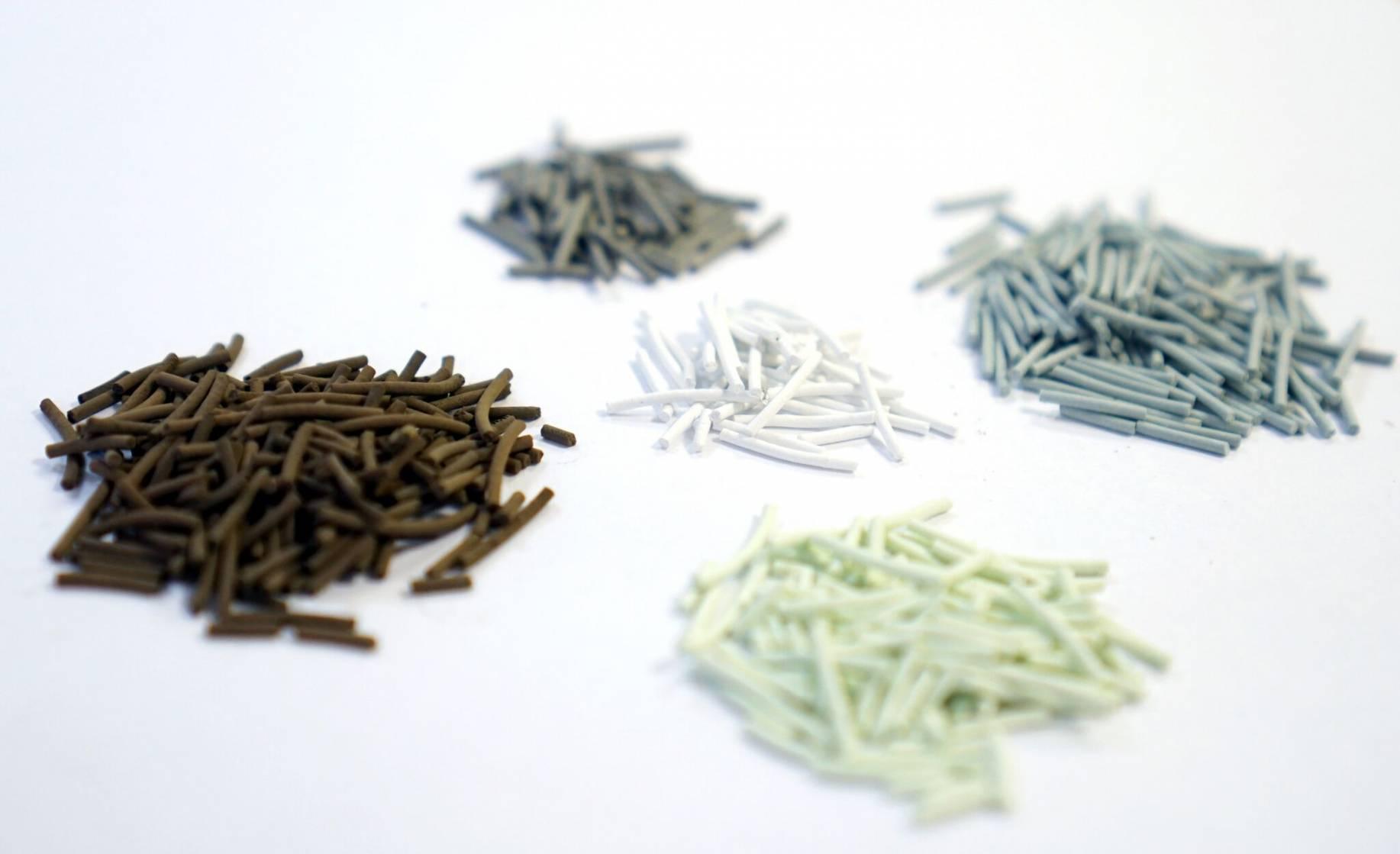 Nanowire Materials