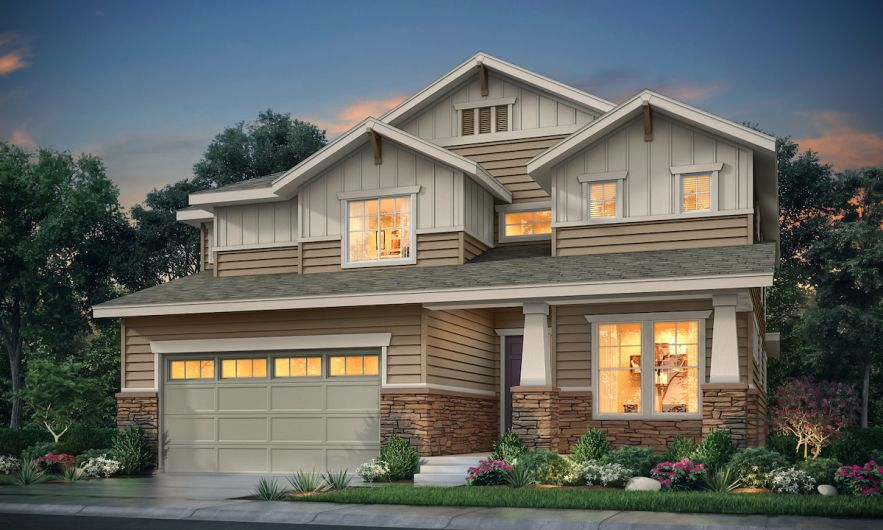 Tour new models at this Grand Opening event and find your new home in Aurora