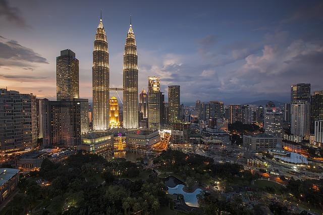 Kuala Lumpur. Photo credit: pixabay.com