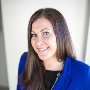 Emily Martin, Director of Business Development for CheckpointID