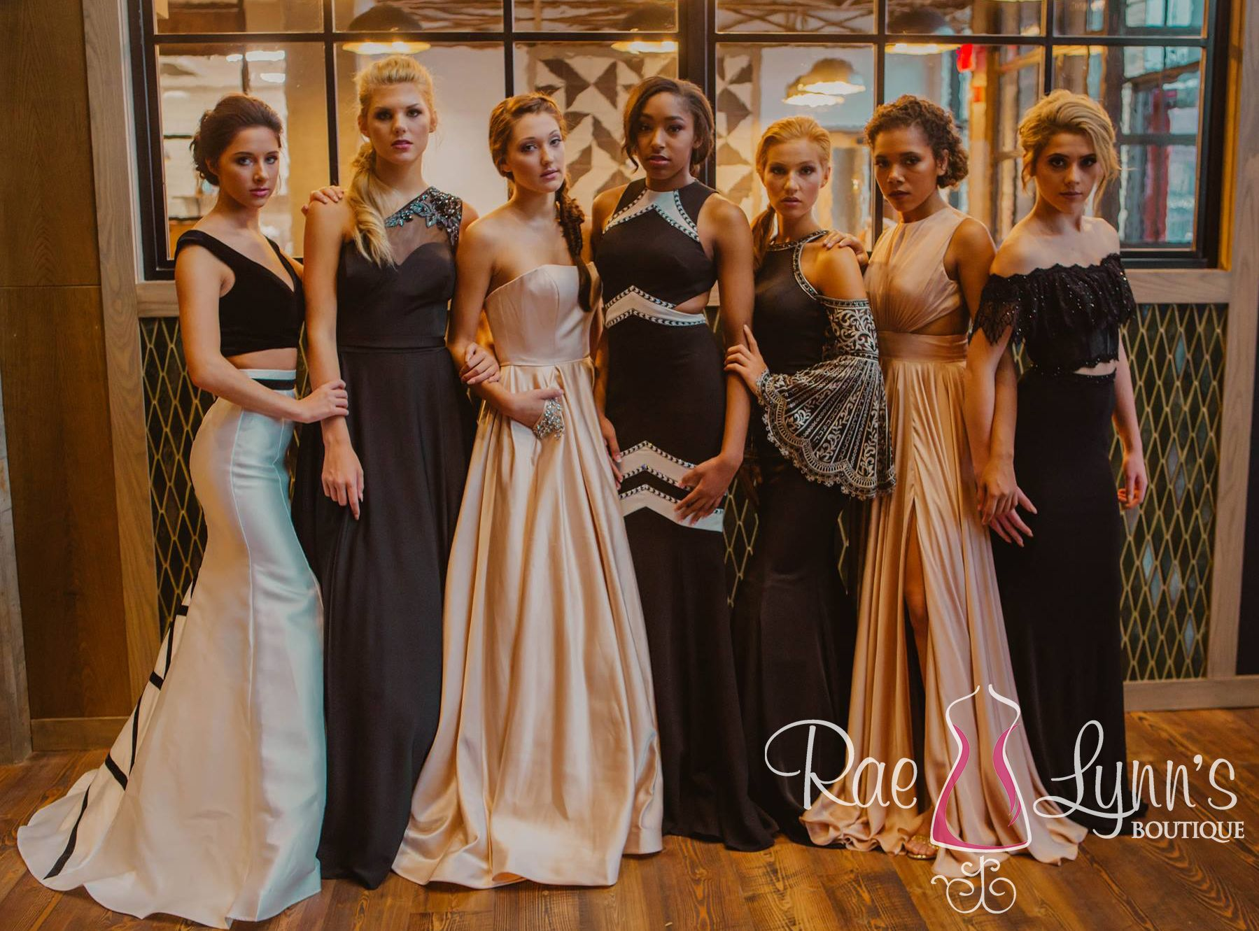 RaeLynns Boutique has the largest selection of Prom Dresses in Indiana