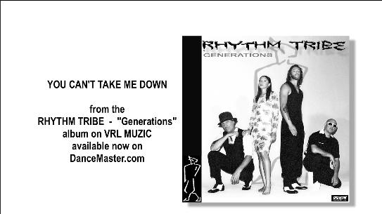 Thomas, Brisa, Mason & Esau - Rhythm Tribe - Generations Album