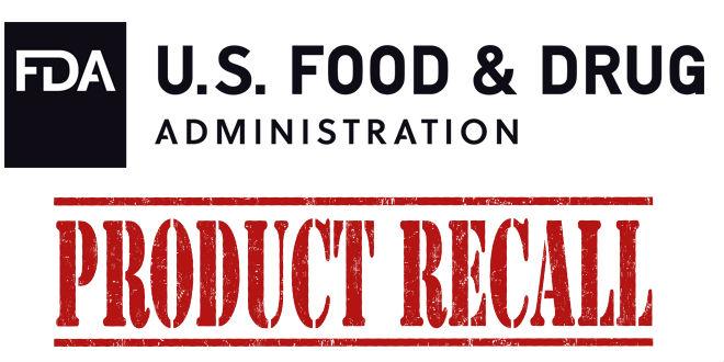 FDA-Food-Recall
