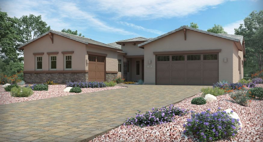 The Aurora home is designed for modern living & ideal for families of every type