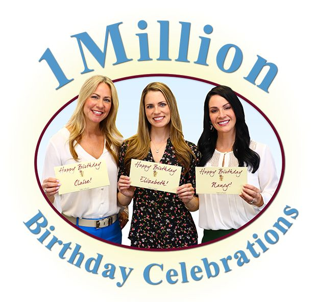BirthdayPak Celebrates One Million Birthdays Each Year!