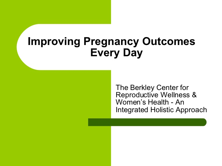The Berkley Center treats patients diagnosed with Polycystic Ovarian Syndrome