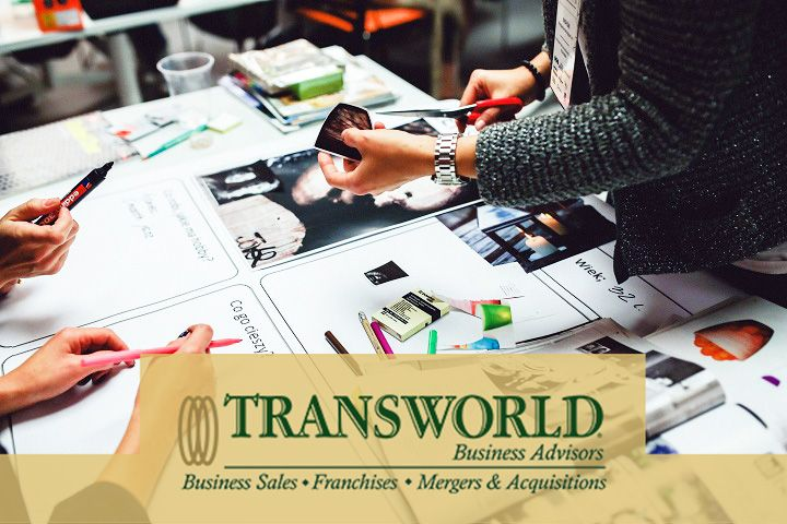 Transworld Business Advisors Supports a Trade in Print and Marketing