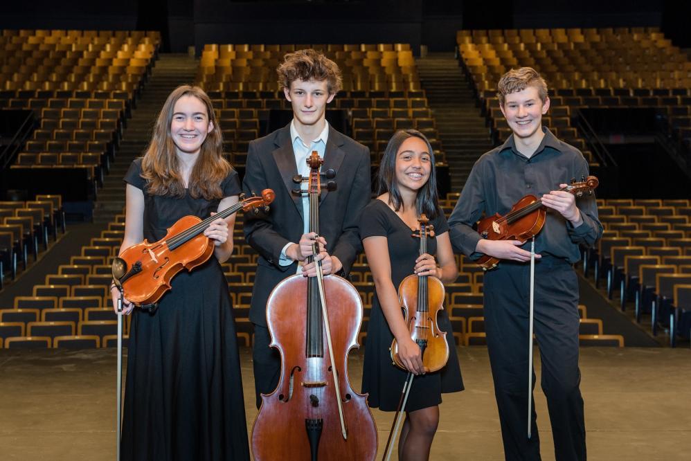 Bend Senior High School String Quartet