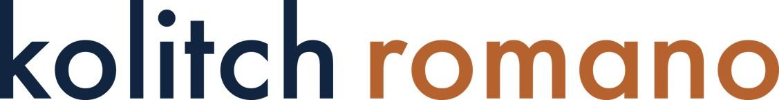 Kolitch Romano LLP Intellectual Property Law