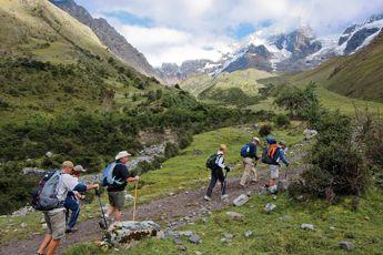 Lodge to Lodge in Peru