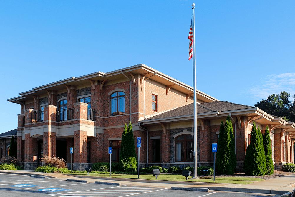 LGE Community Credit Union's Dallas location.