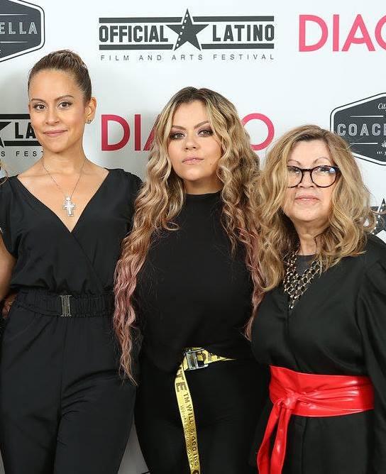 The Millayes Company from left to right: Lisann, Jillian & Elisa