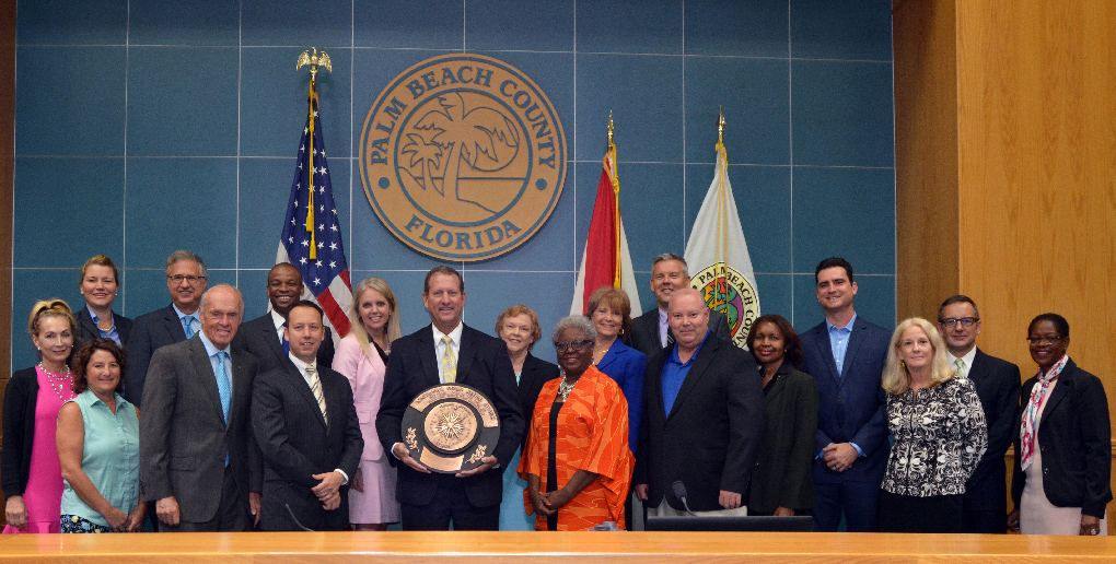 Palm Beach County Wins National Gold Medal Award in Parks and Recreation