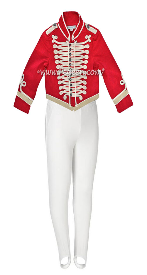 Toy Soldier Nutcracker Ballet Costume by Pegeen.com
