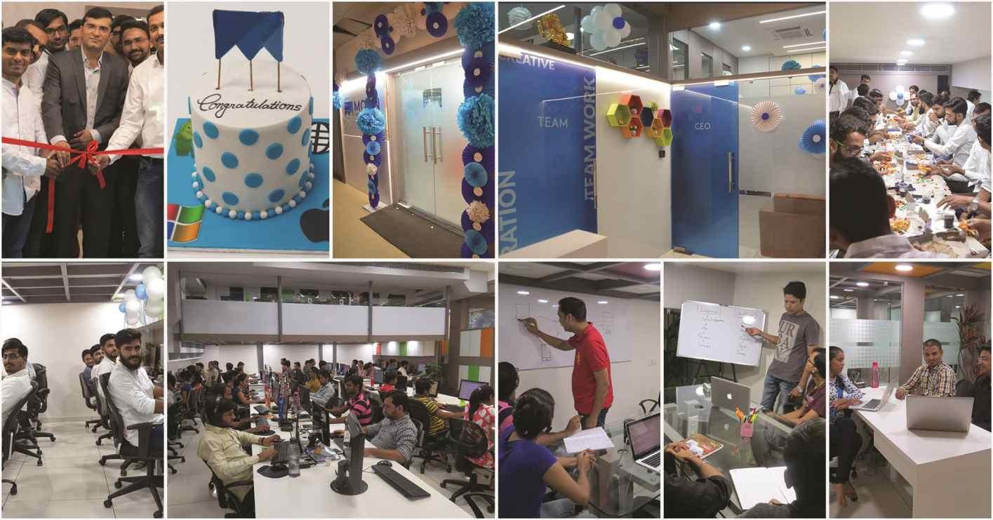 Moon Technolabs - Office Inauguration