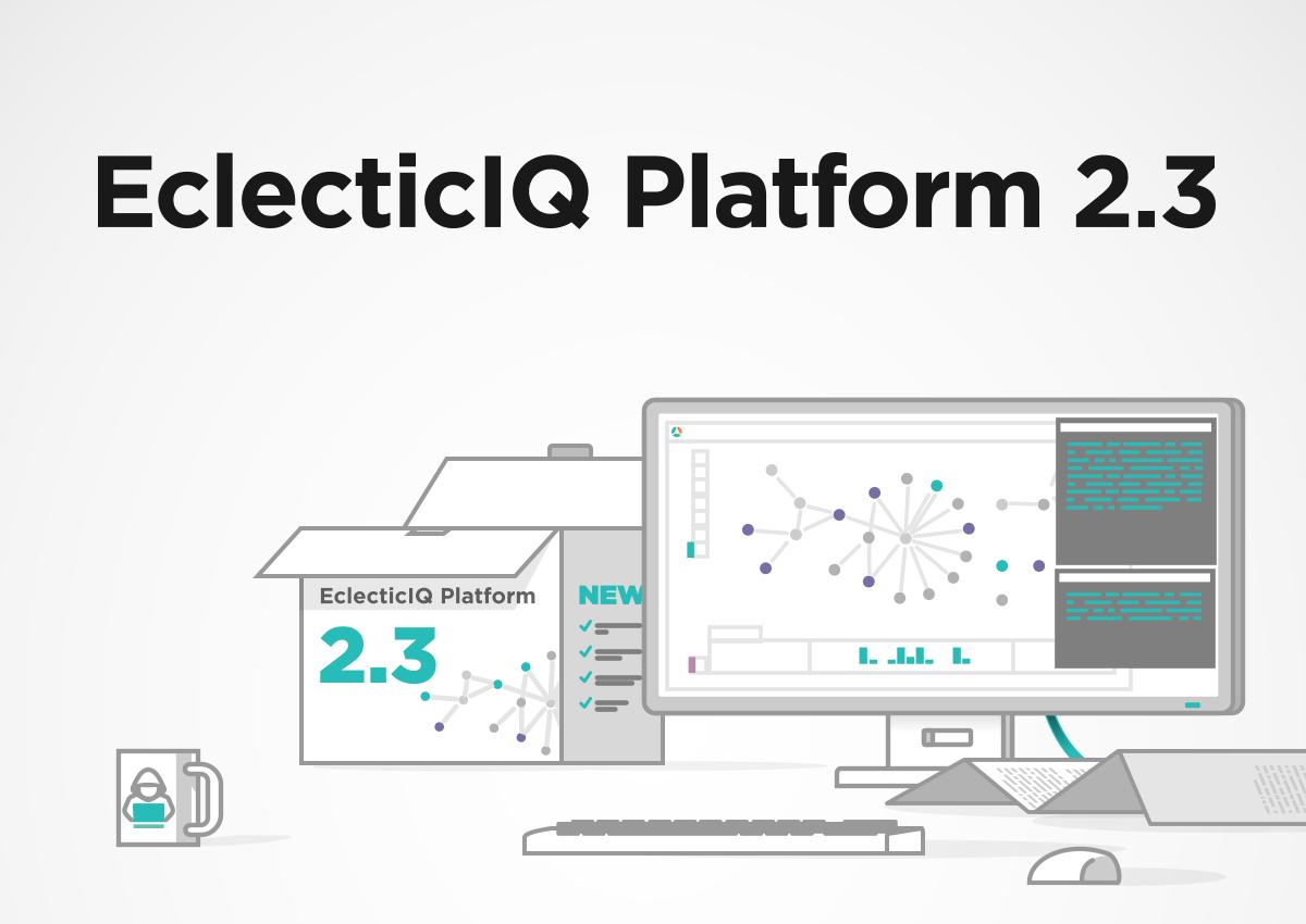 EclecticIQ Platform v2.3 release