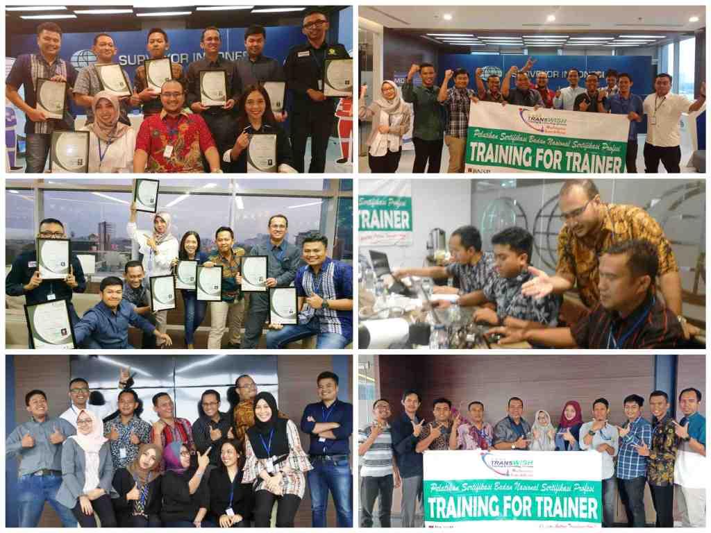 Training for trainer Sertifikasi BNSP untuk HSE Trainer