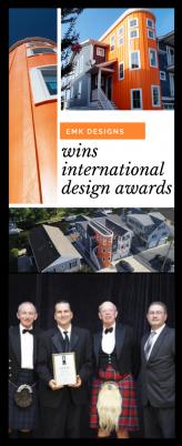 EMK Designs Wins International Awards for Custom Home Design