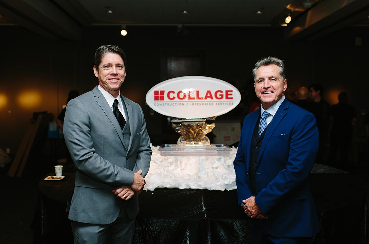 The Collage Companies - Rob Maphis (Vice President) & Brian Walsh (President)